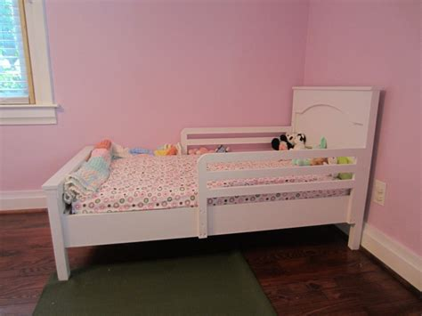 ana white toddler bed ana white toddler farmhouse bed diy projects