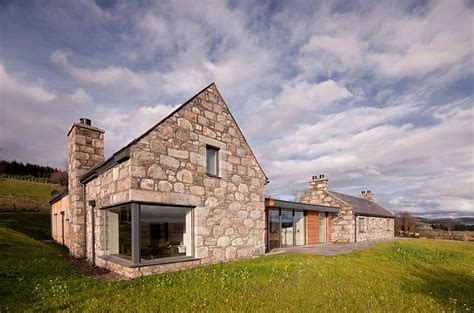 Cottages House Plans by Revitalized Cottage In Stone And Wood Captures The Aura Of