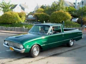 Ford Falcon Ranchero 1960 Ford Falcon Ranchero Custom P 30 986 1 A Photo