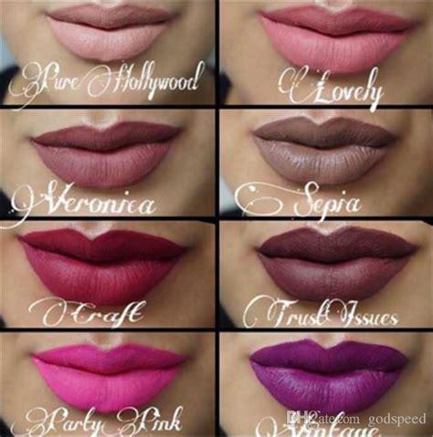 Anastasa Beverly Matte Lipstick beverly matte liquid lipstick lipgloss