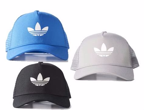 adidas hat adidas originals hat cap snap back trefoil men women
