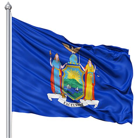 new york state colors new york flag colors meaning history of new york state
