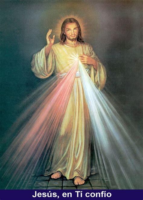 imagenes de jesus con una niña la buhardilla del gatete la divina misericordia