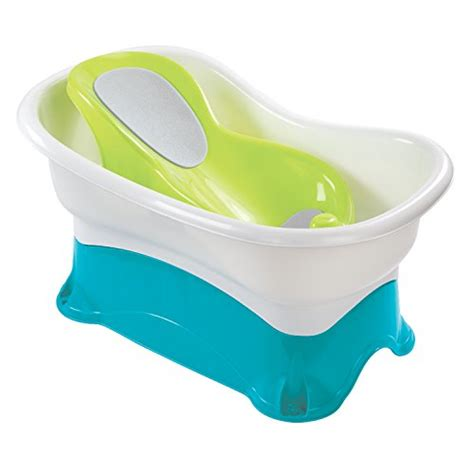 summer baby bathtub summer infant comfort height bath tub