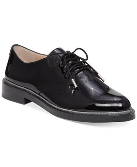 macys womens oxford shoes vince camuto ciana tailored oxfords flats shoes macy s