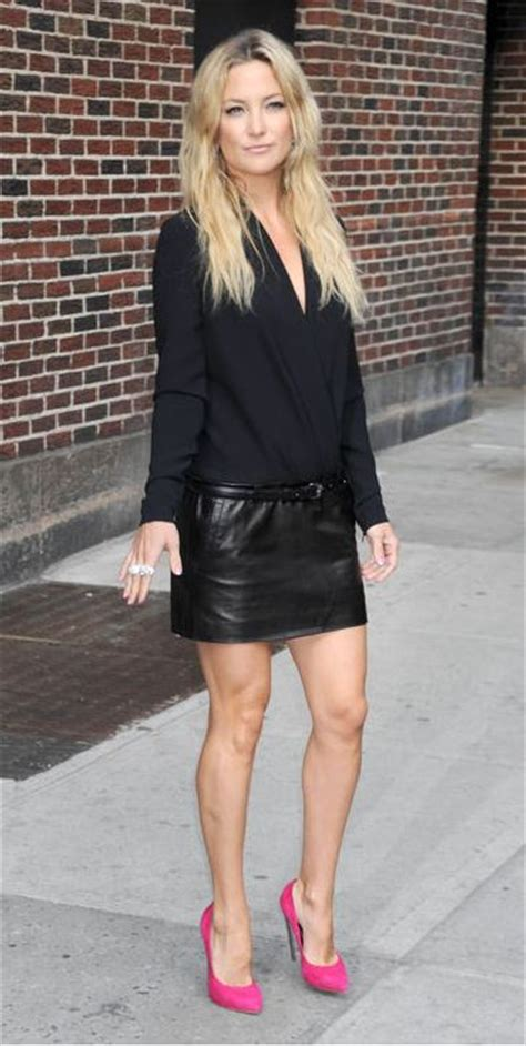 celebrity pink skirt how to wear black leather skirt winter leather skirt outfit