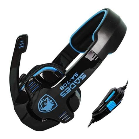 Headset Gaming Sades Sa 704 Locust Surround 7 1 155 best images about gaming headsets headphones reviews