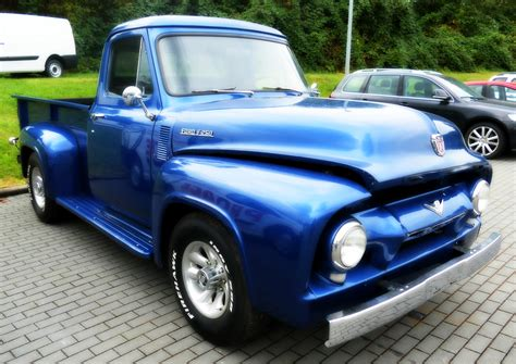 ford truck blue blue ford trucks pixshark com images galleries