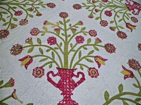 Antique Applique Quilt Patterns by 17 Best Images About Antique Applique Quilts On