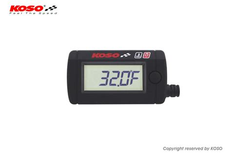 Thermometer Koso koso mini 2 thermometer