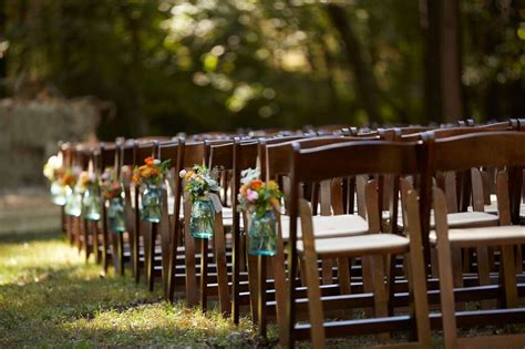 bench rental for wedding fruitwood folding chairs athens atlanta lake oconee
