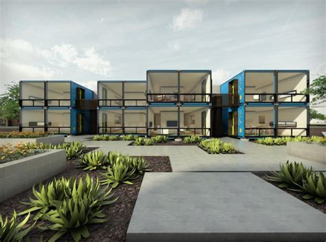 Shipping Container Apartments Jetson Green Shipping Container Apartments Coming To Downtown