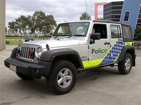 police jeep jeep wrangler police package