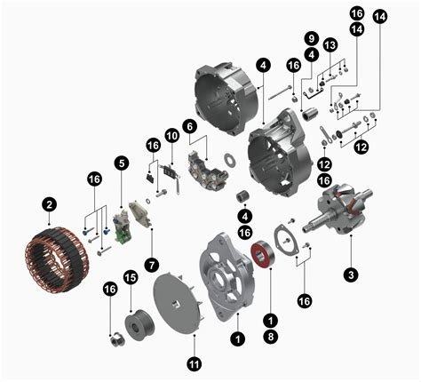 acdelco 27si alternator wiring diagram 12si alternator