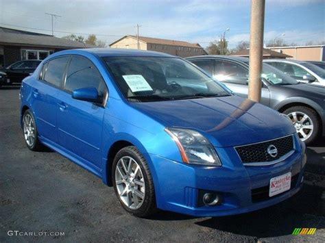 2007 nissan sentra colors sapphire blue 2007 nissan sentra se r spec v exterior