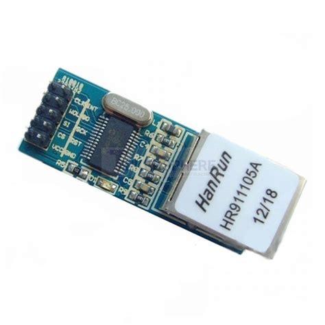 Module Ethernet Enc28j60 6 99 ethernet module spi enc28j60 tinkersphere