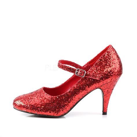 costume shoes for glitter ruby slippers dorothy glinda drag
