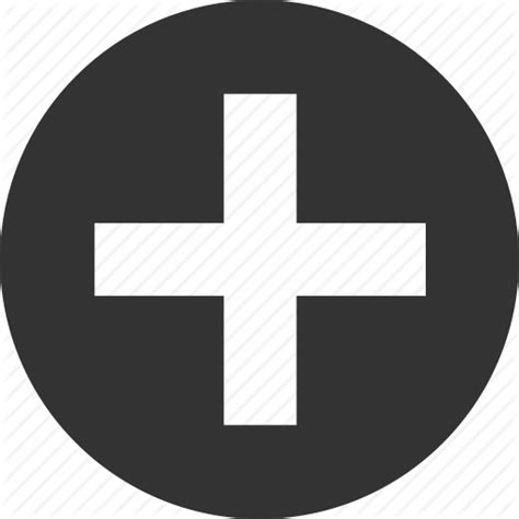 design icon circle add circle circular create minus new plus icon