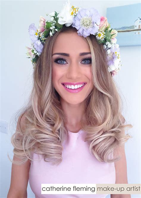 bridesmaid dresses catherine fleming make up