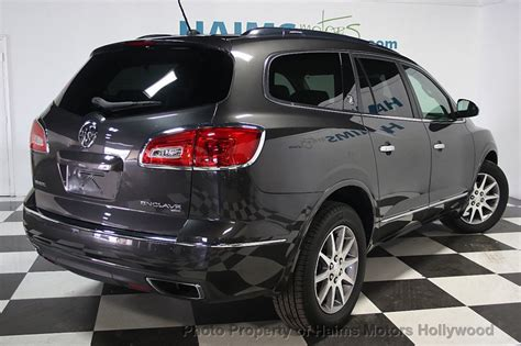 used buick enclave 2014 2014 used buick enclave awd 4dr leather at haims motors ft