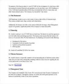 Letter Of Intent For Restaurant Business 7 Business Templates In Word Free Premium Templates