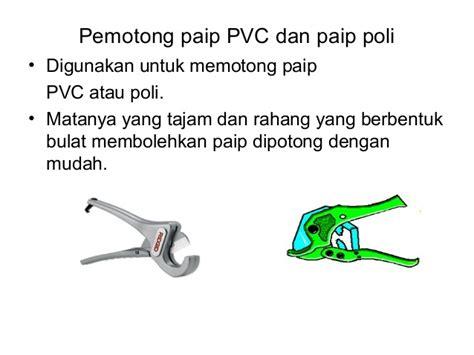 Pemotong Paip Pvc 4 alatan paip