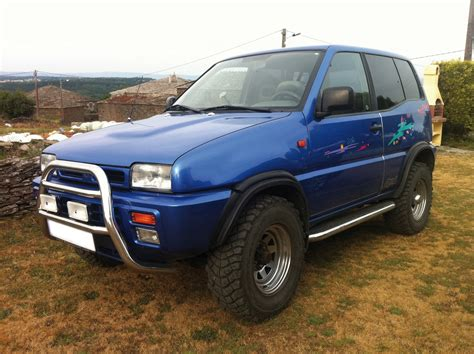 1995 Nissan Terrano Ii R20 Pictures Information And