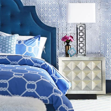 blue tufted bed high end beds for a long winter s nap