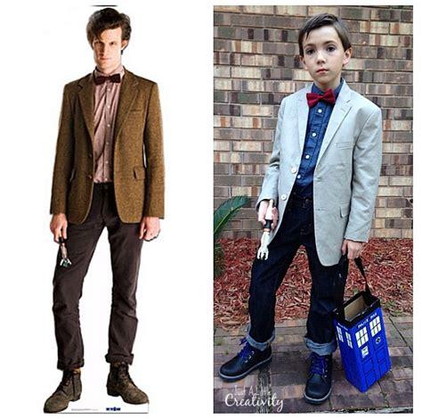 doctor who christmas diy diy eleventh doctor dr who costume and tardis box