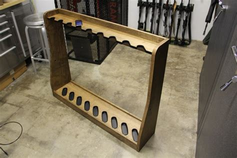 Standing Rifle Rack by Review Cbell Industrial Supply Vertical Gun Rack The