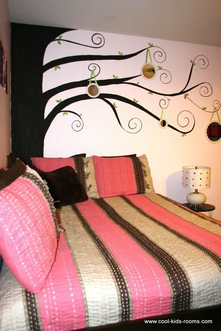 girl ls for bedroom pink and brown teen girl bedroom decorating cynthia