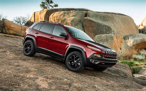 jeep cherokee trailhawk 2014 jeep cherokee trailhawk front three quarter photo 5