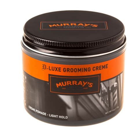 murray s d luxe grooming creme classic hair products by sivle