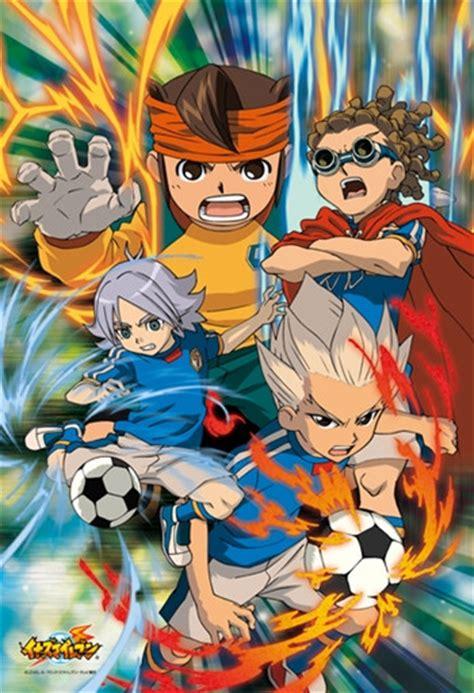 anime here anime here inazuma eleven episode