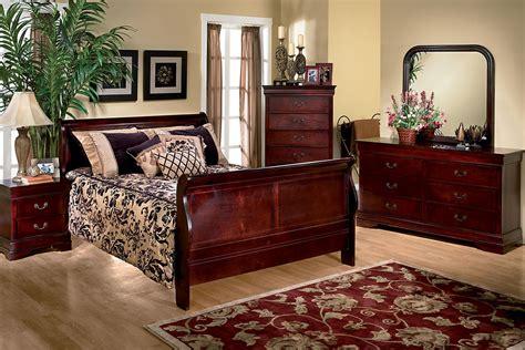 louis  piece queen bedroom set  gardner white