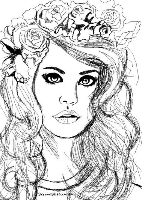 lana del rey gimp drawing by serinaskellington on deviantart