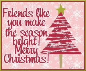 christmas friendship quotes quotesgram