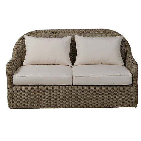 small wicker conservatory sofa conservatory furniture housetohome co uk