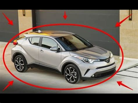 hot news 2018 toyota chr review youtube