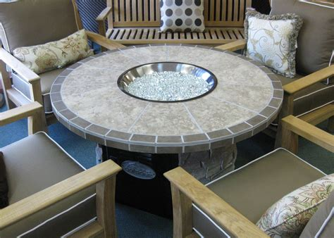 build your own propane pit table diy gas pit insert diy design ideas