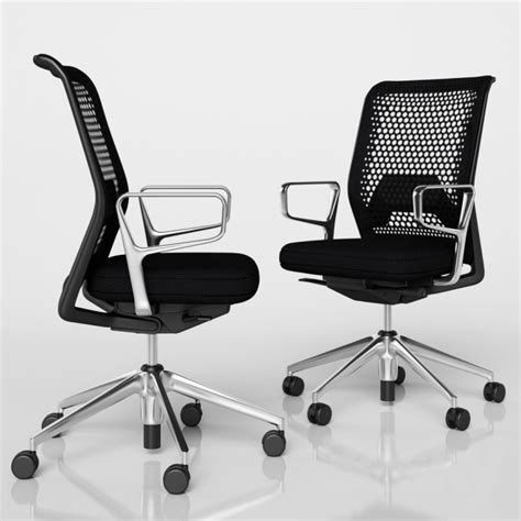 Id Mesh Chair by 3d Models Office Furniture Vitra Id Mesh Swivel Chair