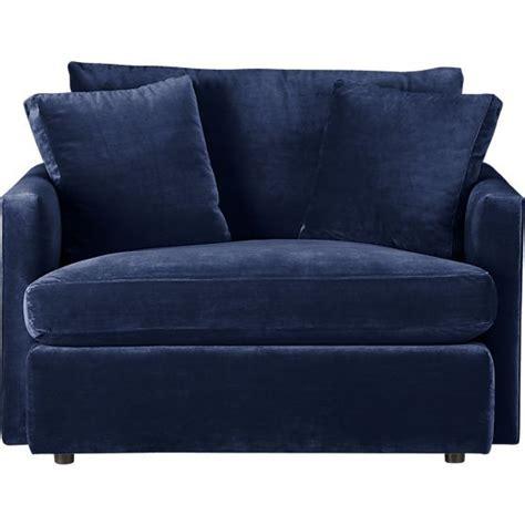 microfiber chair and a half navy pile high microfiber 999 lounge chair and a half
