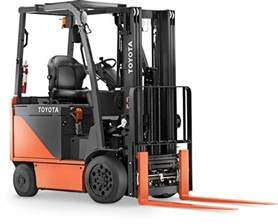 Toyota Electric Forklift Electric Forklift Small Warehouse Forklift Toyota