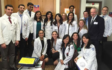 pa programs in ny touro college of osteopathic medicine students travel to