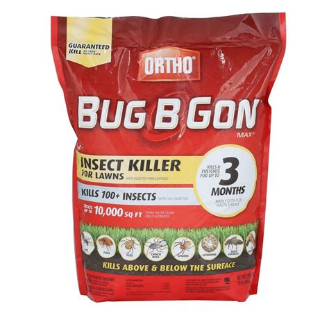 ortho bug b gon safe for pets lawn pest best lawn insect killers insect cop