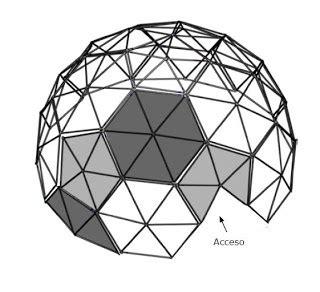 25+ best ideas about domos geodesicos on pinterest | casa