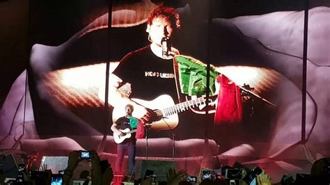 ed sheeran perfect extended perfect ed sheeran turin youtube