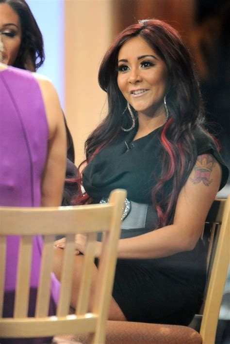 Nicoles Morning Radio Chat by Polizzi Photos Photos Snooki And Jwoww Chat With