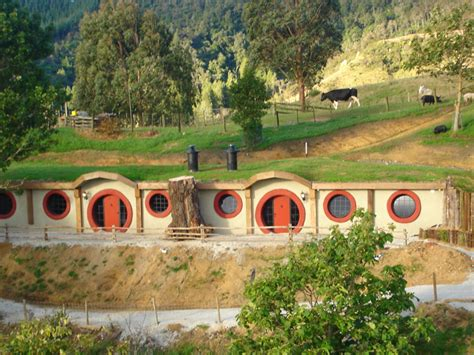 hobbit architecture stay the night in your choice of hobbit hotel recycled