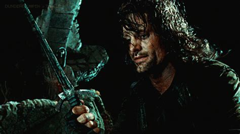 morgul blade he s been stabbed by a morgul blade the fatale